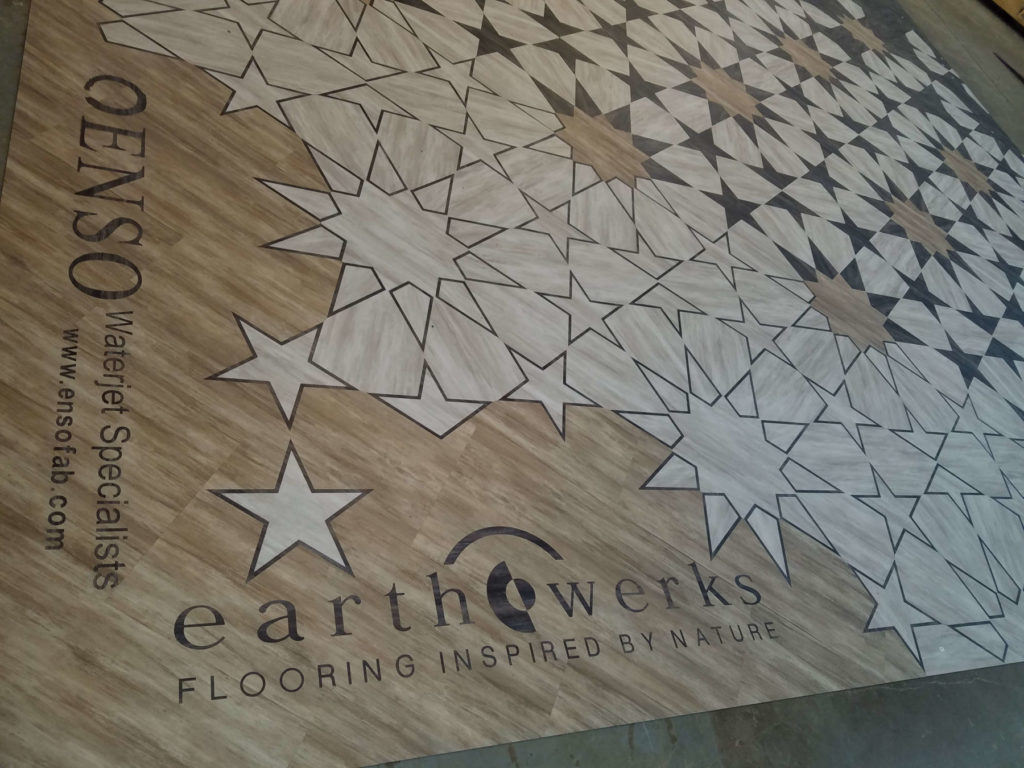 Custom Wood Flooring Earthwerks Close View ENSO