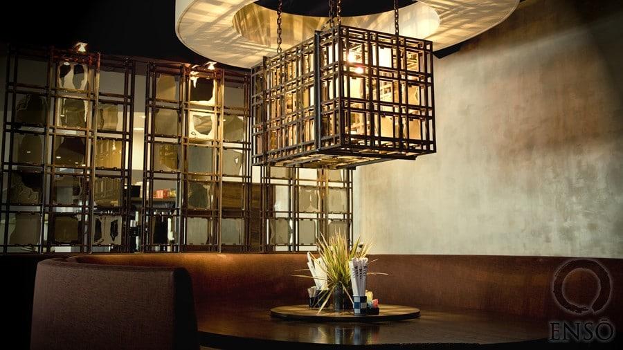 Malai Kitchen Light Fixture Installed ENSO