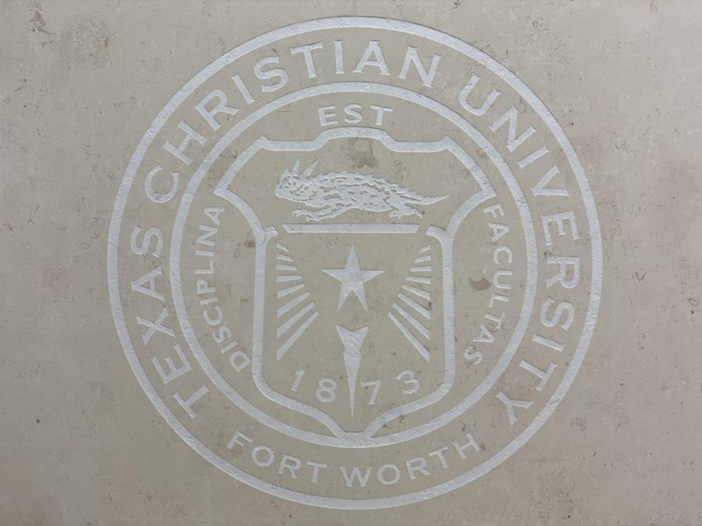 Stone Etched TCU Seal ENSO